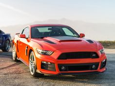 Ford Mustang Rush Performance