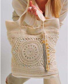 Tejidos En Crochet And Post Bolsos Com Portal Pelautscom