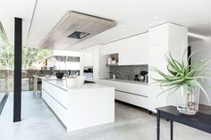 Customized, contemporary and locally designed kitchens and built – in cupboards and furniture since Concrete Kitchen Counters, Solid Surface Countertops, Granite Kitchen, Concrete Countertops, Kitchen Tiles, Kitchen Design, Stone Kitchen, Buy Kitchen, Glass Kitchen