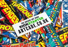 Tim Nicholls used MiniCards to create a collectable set - featuring art from vintage arcade games. His Kickstarter project got funded (with some to spare!) thanks to networking at Play Expo in Manchester, UK.