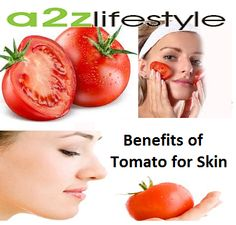 Tomato is a wonderful ingredient for skin benefits. It contains rich amount of vitamin A and C, which is known to brighten skin. Below, we share some amazing health benefits of tomatoes face pack that you can easily make at home. #HomemadeBeautyTipswithTomatoes