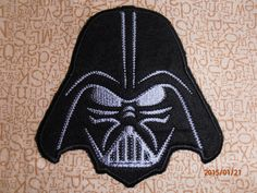 Disciple of The Dark Side ~ DARTH VADER Applique ~ Machine Embroidery Design in 2 sizes - Instant Download ~ Anakin Skywalker by TedandFriends on Etsy https://www.etsy.com/listing/219051483/disciple-of-the-dark-side-darth-vader
