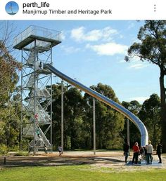 Manjimup Timber and Heritage Park