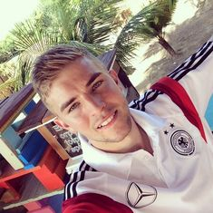 And Cristoph Kramer's casually perfect everything. | 54 Reasons The German World Cup Team Might Actually Be The Hottest World Cup Team