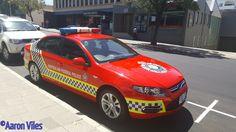https://flic.kr/p/NRbXHn | Australian Federal Police | General Duties vehicle parked outside AFP Building, Perth, WA