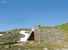 Handcrafted Cabin by Snøhetta Celebrates Norway   Norwegian Cabin_Etne