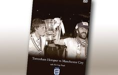 Do you want to relive the glory days of your team as if you were there?  Then look no further than this DVD - worthy of any Tottenham Hotspur fan! Choose from a variety of Tottenham Hotspur FA Cup Final matches and immerse yourself in the whole game. Enjoy watching your favourite FA Cup Final scorers from the past shine in these classic matches. #spurs #tottenhamhotspurs #thfc #spursgifts #thfcgifts #football #footballgifts #giftsforhim