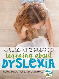 Did you know that 1 out of every 5 people has dyslexia? A dyslexic student will struggle with reading writing and even math! How can you teach and help these students? Check out this post for lots of tips, strategies and resources to help a dyslexic child.