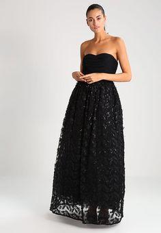 NAF NAF LYKAPRI  - Ballkleid - noir für € 199,95 (22.12.16) versandkostenfrei bei Zalando.at bestellen. Strapless Dress Formal, Formal Dresses, Fashion, Party, Dress Ideas, Fashion Ideas, Ball Gown, Dresses For Formal, Moda