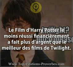 Saviez-vous que ? Harry Potter Films, Harry Potter Universal, Harry Potter World, Anecdotes Sur Harry Potter, Collection Harry Potter, Ah Ok, Image Fun, Twilight, Potter Facts
