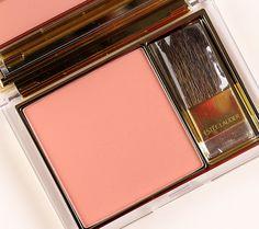 Estee Lauder Sensuous Rose Pure Color Blush Review, Photos, Swatches