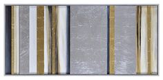 Hand-painted and textured layers of MDF create this warm-toned yet dazzling abstract piece. Finished with a thin silver floating frame. Floating Frame, Art Of Living, House Prices, Accent Furniture, Joss And Main, Painting Frames, Framed Artwork, Home Accessories, Picture Frames