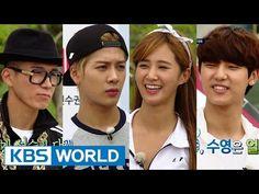 Cool Kiz on the Block | 우리동네 예체능 – Cool Kiz vs. the Global Team (2015.08.11) - YouTube