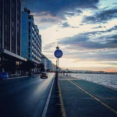 """See 3879 photos from 38765 visitors about beautiful city, sunsets, and Greek food. """"This is a very lively city. It has beautiful. Thessaloniki, Places To Visit, Sunset, City, Beautiful, Greece, Cities, Sunsets, The Sunset"""