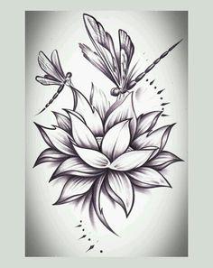 Tattoo, sleeve tattoos, lotus tattoo wrist, top of shoulder tattoo, lotus. Trendy Tattoos, Cute Tattoos, Beautiful Tattoos, Tattoos For Guys, Tattoos For Women, Beautiful Beautiful, Foot Tattoos, Body Art Tattoos, Small Tattoos