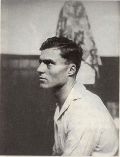 CHEEKBONES. Colonel Von Stauffenberg. The man who almost blew up Hitler.