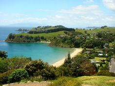 Waiheke Island, Auckland, The South Island, New Zealand
