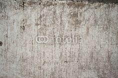 Fototapete Beton - High resolution rough gray textured grunge concrete wall,