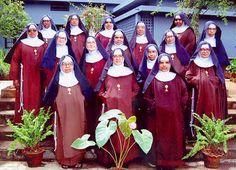 Zakony i zgromadzenia zakonne na świecie: Klaryski od Wieczystej Adoracji