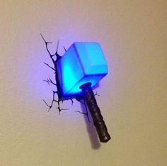thor hammer light!