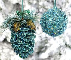 Pinecone Crafts!