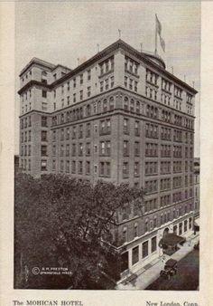 Mohegan Hotel 1920-30