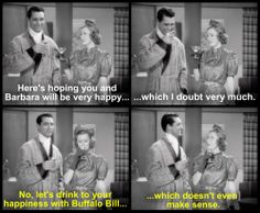 The Awful Truth: Cary Grant and Irene Dunne