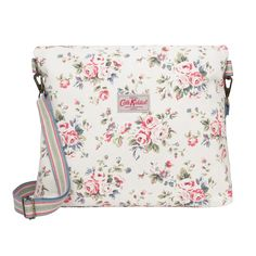 Cross Body Bags | Westbourne Rose & Elgin Ditsy Reversible Folded Messenger Bag | CathKidston
