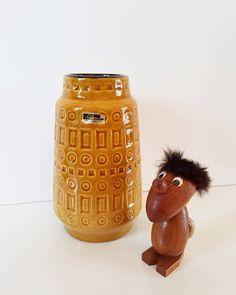 Bekijk dit items in mijn Etsy shop https://www.etsy.com/nl/listing/539456109/scheurich-keramik-decor-inka-wgp-1970s