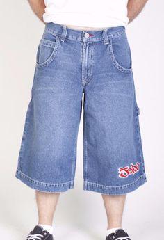 "JNCO First Class Originals Carpenter Shorts- 17"" Inseam"