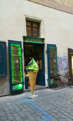 Absintherie (bar) - Prague, Czech Republic