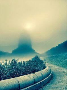Travel Photography - Community - Google+ Volki in the fog of Misha