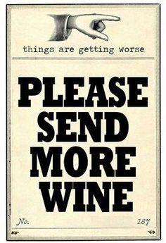 Wine sign  Beso de Vino