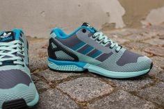 adidas – ZX Flux Weave (mint) #SNEAKERS #SUPPA #ADIDAS #