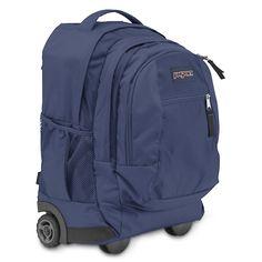 JanSport - Driver 8 - Rolling Laptop Backpack #EdwardsEverythingTravel