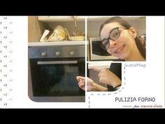 Come pulire i piani di acciaio inox in cucina - YouTube
