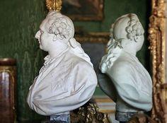 Buste du Roi Louis XVI sculpté par Pajou en 1779