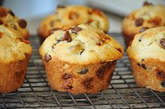 Barefoot and Baking: Banana Chocolate Chip Muffins