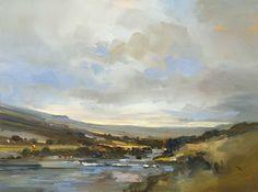 By a River Dartmoor
