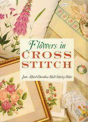 Flowers in Cross Stitch » Мир книг-скачать книги бесплатно