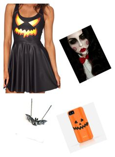 """Birthday party#halloween"" by szoszi-vilu ❤ liked on Polyvore"