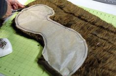 threads and snippets: how to make a squirrel costume