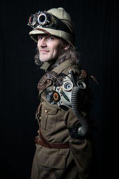 Portrait by Iain Crockart