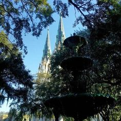 Savannah GA Historic District | Savannah, GA - Picture of Savannah Historic District, Savannah ...