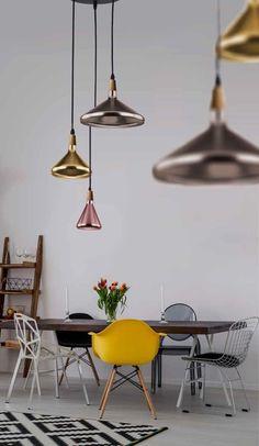 Azzardo Lampa wisząca Ida mix 4293-3A : : Sklep internetowy Elektromag Lighting #lamp #scandinavian #lighting #oświetlenie #homedesign