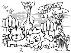 animal jam wolf coloring pages. Animal Jam is an interesting and exciting game. You can also install the Animal Jam application on Android and iPad devices. Animal Jam coloring page. Zoo Animal Coloring Pages, Online Coloring Pages, Coloring Pages To Print, Free Printable Coloring Pages, Coloring Pages For Kids, Coloring Books, Colouring, Kids Coloring, Cartoon Jungle Animals