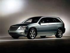 Chrysler Pacifica Concept (2002)