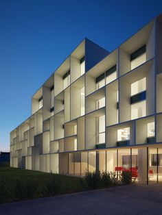 Bentini headquarters, Piuarch   Perspectives 3D