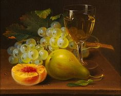 George+Forster+-+Still+Life+with+Fruit+and+Wine+Glass.jpg 605×480 pixels