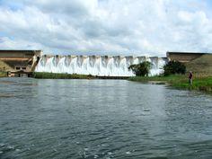 Midmar dam